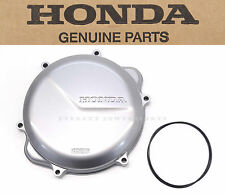 New Genuine Honda Right Side Engine Case Clutch Cover 09-16 CRF450 X OEM  #X12