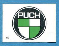 MOTO 2000 - Panini 1972 -Figurina-Sticker n. 176 - PUCH -Rec