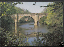 Durham Postcard - Durham, Prebends Bridge, River Wear    LC3095
