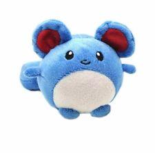 """4.5"""" Cute Pokemon Marill Soft Plush Anime Doll Stuffed Toy Kids Christmas Gifts"""