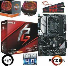 ASRock X570 Phantom Gaming 4 ATX Mainboard für AMD Am4 CPUs