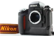 [EXC+5] Nikon F5 35mm Body Only Film Camera Black w/ Strap from Japan #379