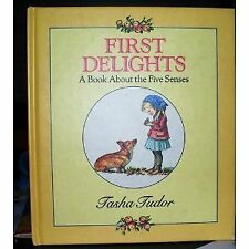 B002E5W9YE First Delights: A Book About the Five Senses