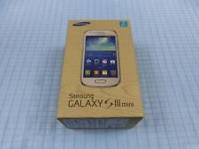 Samsung Galaxy S III mini GT-I8200N Weiß! Neu & OVP! Ohne Simlock! Versiegelt!