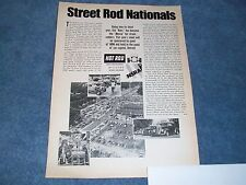 1972 3rd Street Rod Nationals Info Article