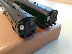EDWARD EXLEY 00 GAUGE SOUTHERN REGION EMU 2 RAIL