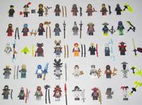 Lego ® Minifigure Figurine Personnage Ninja Ninjago Choose Minifig NEW