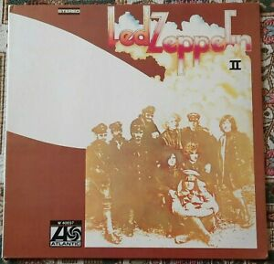 Disco vinile 33 giri, LED Zeppelin II