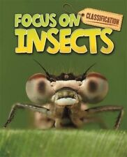 Insects (Classification: Focus on)-ExLibrary