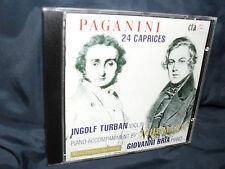 Paganini - 24 Caprices -Turban / Bria