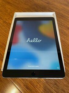 Apple iPad Air 2 128GB, Wi-Fi + Cellular (Unlocked) - Space Grey, A1567
