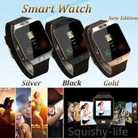 DZ09 Bluetooth Montre Téléphone Intelligent Smart Watch Pour IOS Android SIM