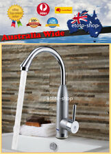 Electric Instant Water Heater Hot & Cold Faucet Tap Mixer Adjust Temperature
