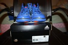 adidas Men's adiPure Size 9.5 Deadstock All Star Game Basketball Shoes Blue East