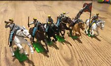 Vintage Britains deetail acw Confederate cavalry Adaptations