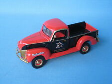 Matchbox Yesteryear 1940 Ford Pick-Up Budweiser Boxed Model 110mm