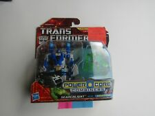 Hasbro Transformers  Power Core Combiners Searchlight Backwind