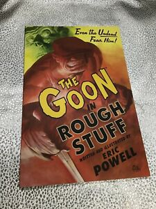 The Goon in Rough Stuff TPB by Eric Powell