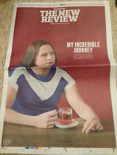JULIET JACQUES Tom Hardy MARTIN MCDONAGH Observer New Review September 2015