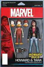 HOWARD THE DUCK 11 VOL 5 JOHN TYLER CHRISTOPHER ACTION FIGURE VARIANT SOLD OUT