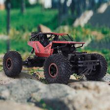 HOMCOM Coche Crawler 4x4 Juguete Radio Control Coche Teledirigido 20km/h 1:16