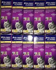 Feliway Classic Pheromone Spray for Cats 10 Bottles All New! 60 ml