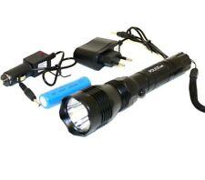 Taschenlampe Camping Militär LED 80000LM Batterie Notfall mobile Lichtquelle