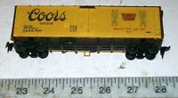 HO Athearn Coors Beer 40' Wood Style Reefer Refrigerator Billboard Car  No. 5464
