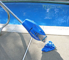 Water Tech Pool Blaster Max Swimming Pool Handheld Battery Operated Vacuum
