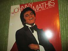 33RPM Vintage Vinyl JOHNNY MATHIS Hold Me Thrill Me Kiss Me 402