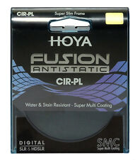 HOYA Multi-Coated 82mm Fusion Antistatic CPL Filter Super Slim Frame Filter 82mm