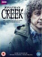 Jonathan Creek Série 1 Pour 5 Complet Collection DVD Neuf DVD (BBCDVD4087)