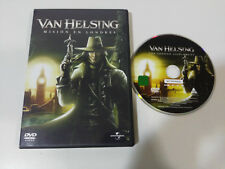 VAN HELSING MISION EN LONDRES ANIMACION DVD + EXTRAS ESPAÑOL ENGLISH