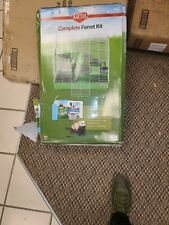 Kaytee Complete Ferret Kit Cages & Enclosure Free Shipping New Sale free ship