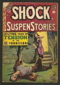 Shock Suspenstories #18, Jan. 1955