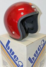 """NOS Vintage HELM /& SON Red Lever Pad P//N HS-218020 ATC  ATV 1.5/"""" Length Ribbed"""