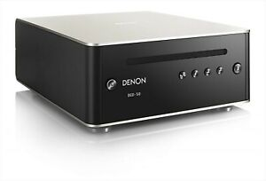 Denon DCD-50-SP CD Player Premium Silver Fast Shipping with Tracking# NEW Japan