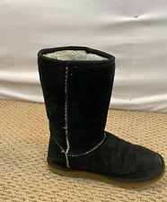UGG Classic Short II BLACK  Boots SZ 9