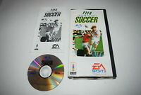 FIFA International Soccer 3DO Video Game Complete in Long Box