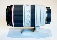 Canon RF 70-200mm F2,8 L IS USM Objektiv, weiß lens white f/2.8 70-200 mm