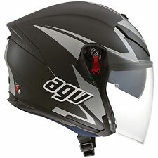 Open Face Multi-Composite AGV Motorcycle Helmets