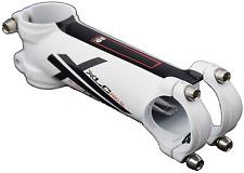 "XLC Pro SL 1 1/8"" Lightweight Road Bike Alloy 80mm A-Head Stem 31.8mm White"