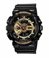 NEW Casio G-Shock GA110GB-1A Watch for Men Black/Gold