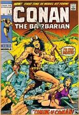 Conan The Barbarian Resin Model Kit by Moebius  NEW Sealed