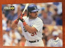 1996 Collector's Choice MIKE PIAZZA Los Angeles Dodgers Checklist 406