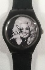 Dolly Parton watch - Retro 80s designer watch