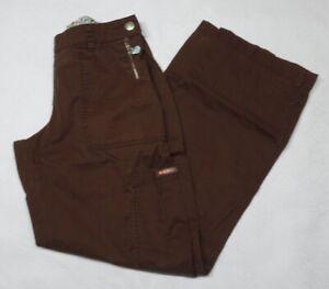 KOI by KATHY PETERSON Womens #709P Sara Scrub Uniform Pants Petite Size PXS