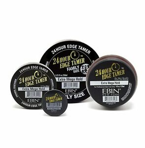 24 Hour Edge Tamer - Extra Mega Hold Choose Your Size
