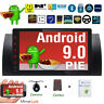 """9""""Autoradio GPS Android 9.0 Bluetooth For BMW 5er E39 E53 X5 4G DAB+ WiFi SD USB"""