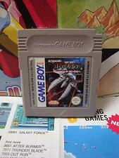 Game Boy GB:Nemesis II 2 - Gradius [TOP KONAMI & ULTRA RARE] SEUL - Fr